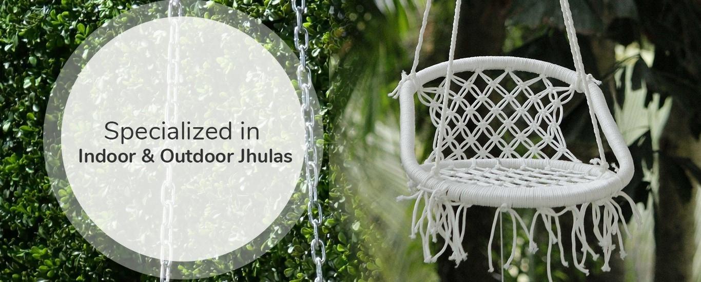 Pushpak Zula House - Cane Furniture Dealer in Jamner Jalgaon, Jamner