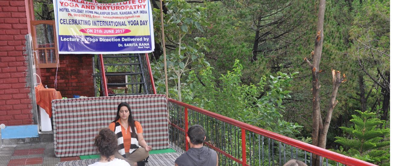 Trekking Himalayan Xplorers Palampur By Hotel Hoilday Home - Hotel in Palampur, Kangra