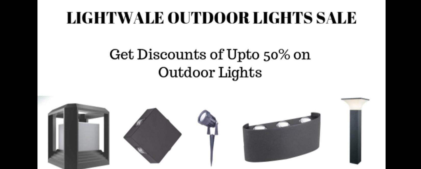 Outdoor Lights. Get the Complete Range of Outdoor Lights. Range includes Gate Lights, Garden Lights, Outdoor Wall Lights, Bollard Lights.