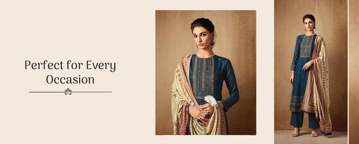 Ganpati Textiles - Salwar Kameez and Salwar Suits Wholesaler in Chandni Chowk, Delhi