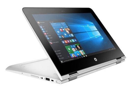 HP Pavilion X360 11-u052tu 29 Cm (11.6) HD UWVA Touch Screen Laptop (4 GB, 500 GB, Integrated Graphics, Intel Pentium, Windows 10 Home)