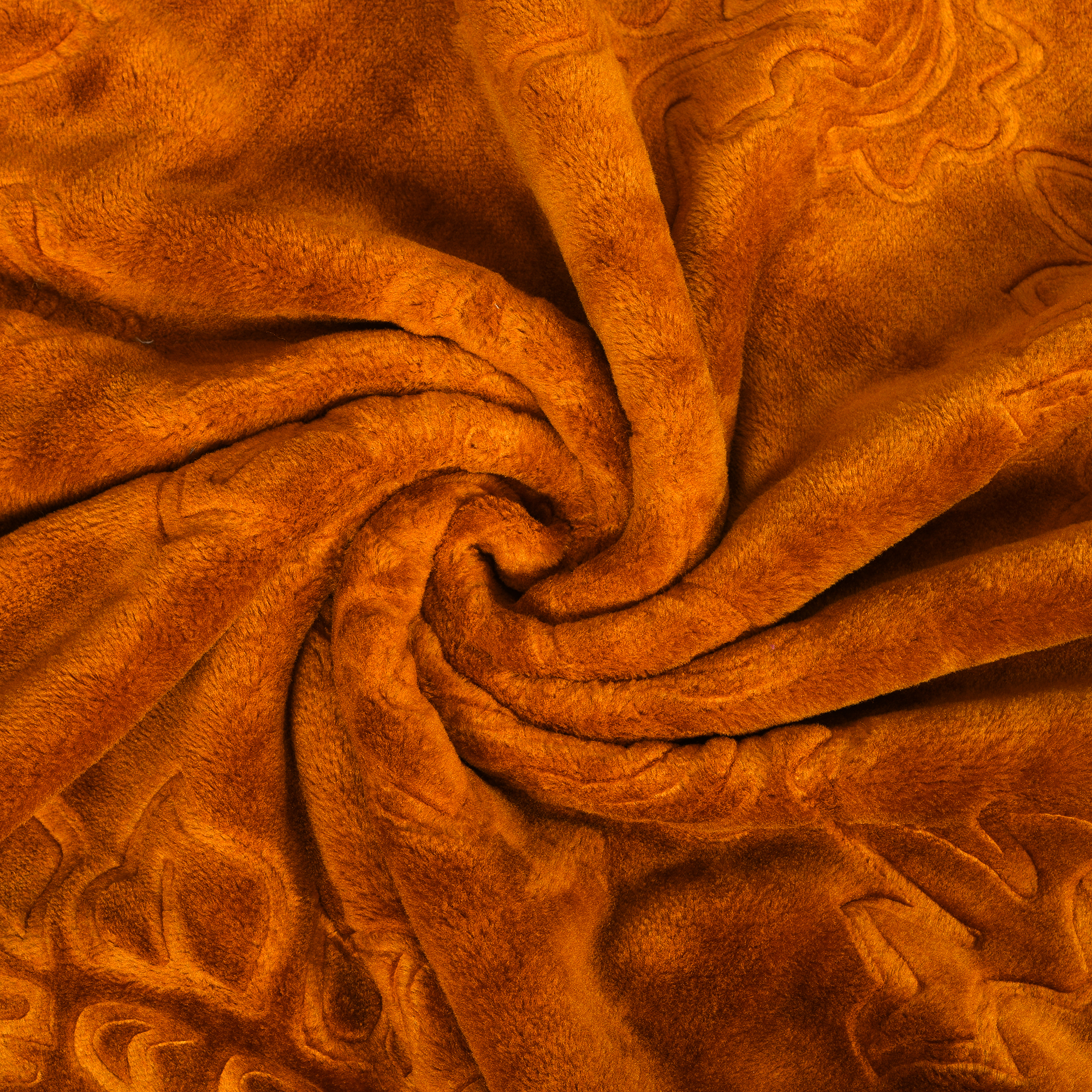 Soft Luxurious Embossed Very Warm Blankets Solid Colour Soft Ultra Floral Microfiber Double Bed Mink Winter Blanket 002