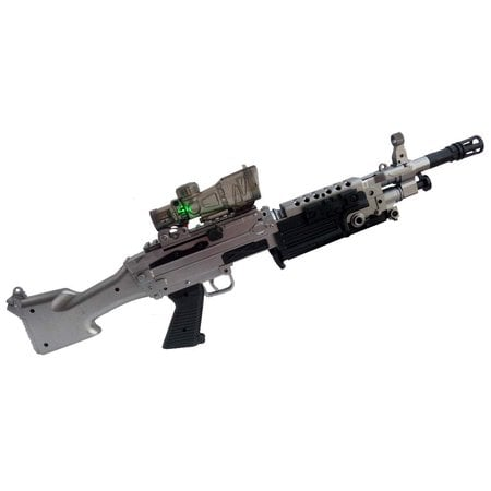 23' Inches High Grade M24 PUBG Sniper Toy Gun With 2in1 Shooting Fun Soft  Dart & Crystal Water Bullet Play Toy Gun With Light And Music For Kids