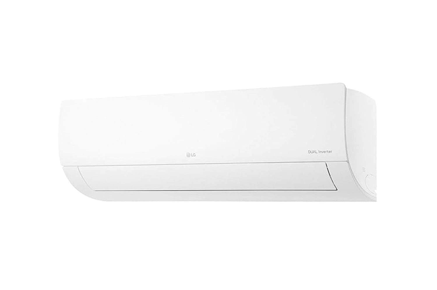 LG 1.0 TR 5 Star Inverter Split AC (Copper, LS-Q12CNZD, White,Convertible 4-in-1 Cooling)