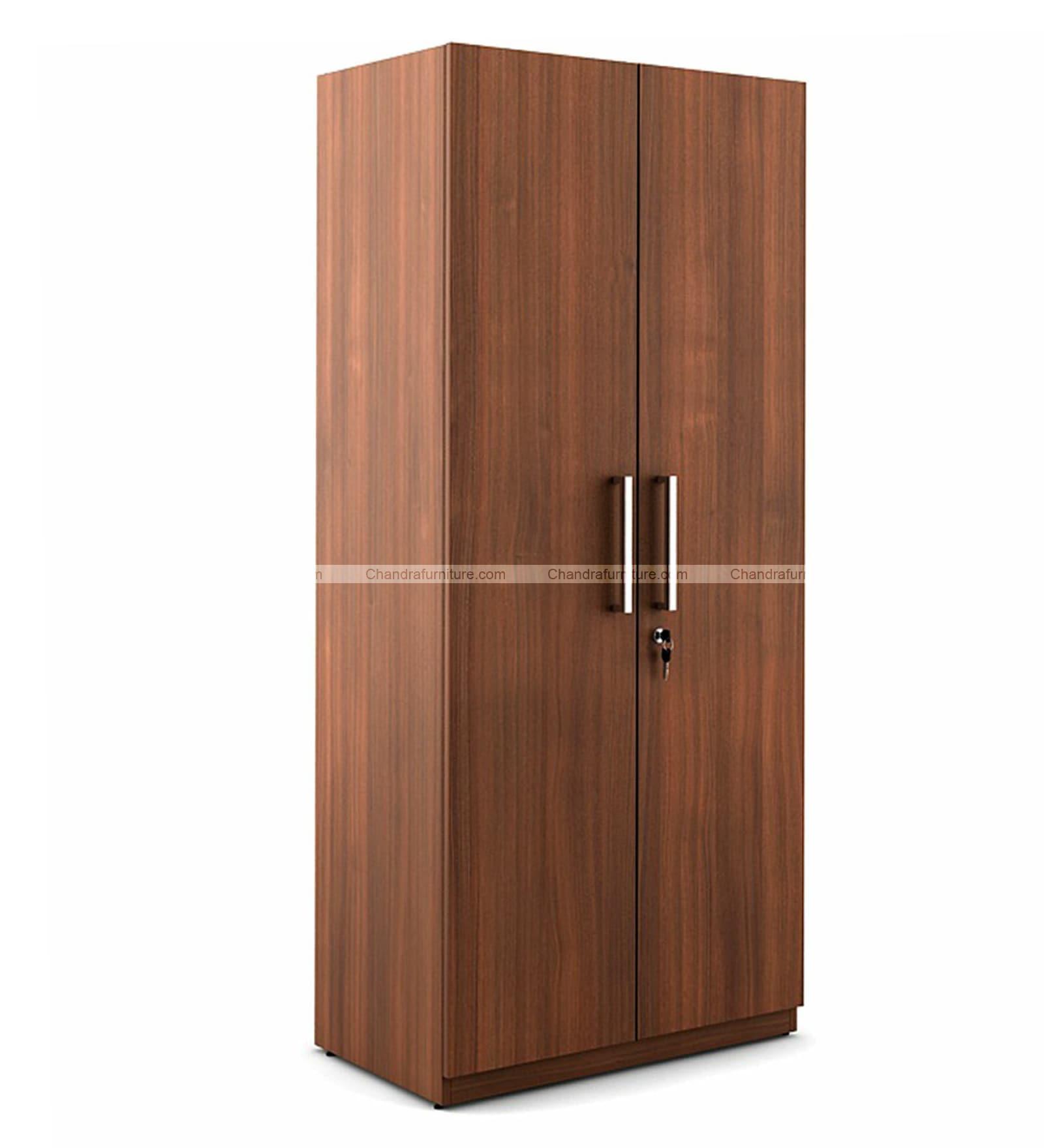 Chandra Furniture Eco Two Door Wardrobe Wood Colour