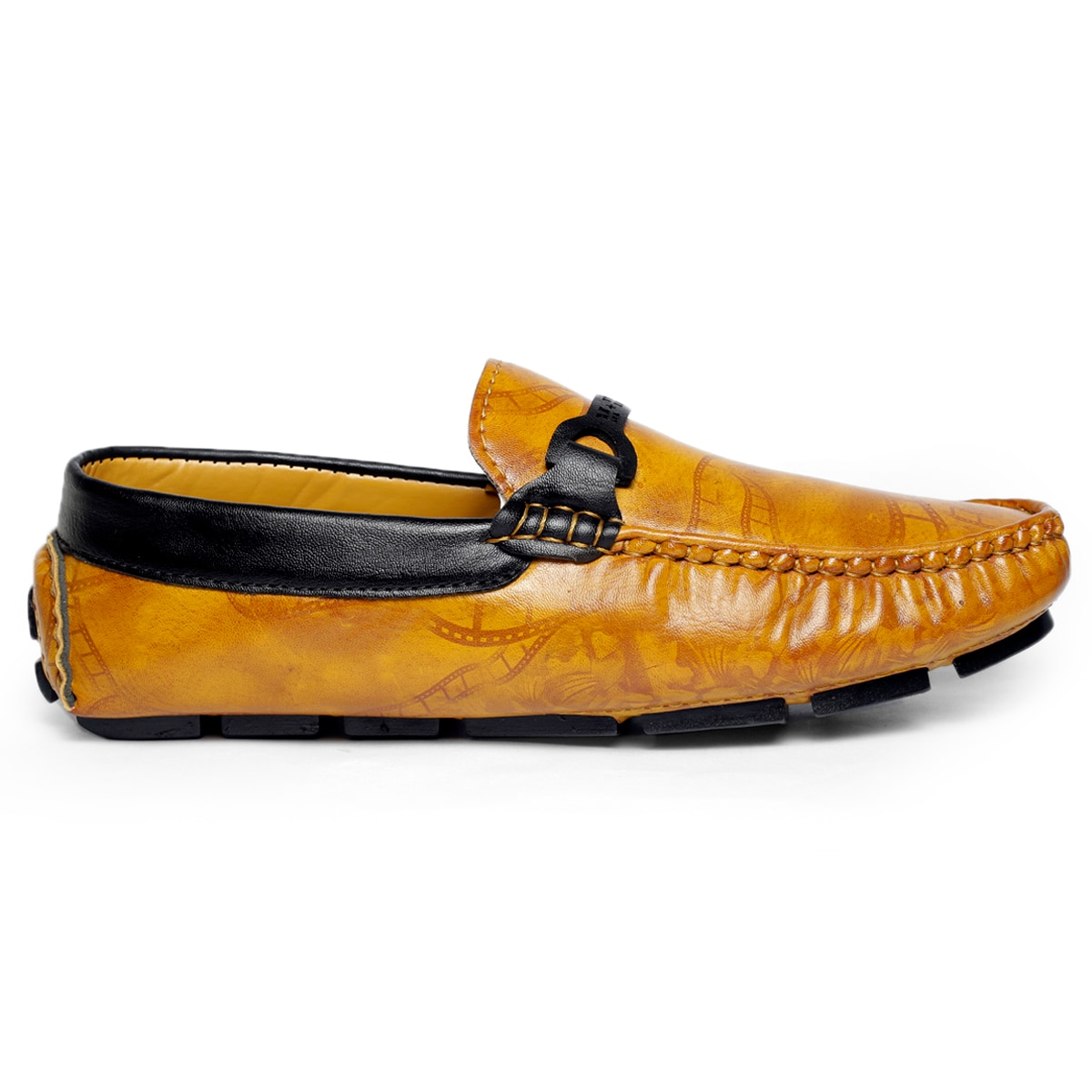 JK PORT COMFORTABLE, FASHIONABLE AND TRENDY LOAFERS JKPLF055TAN (TAN,6-10,8 PAIR)