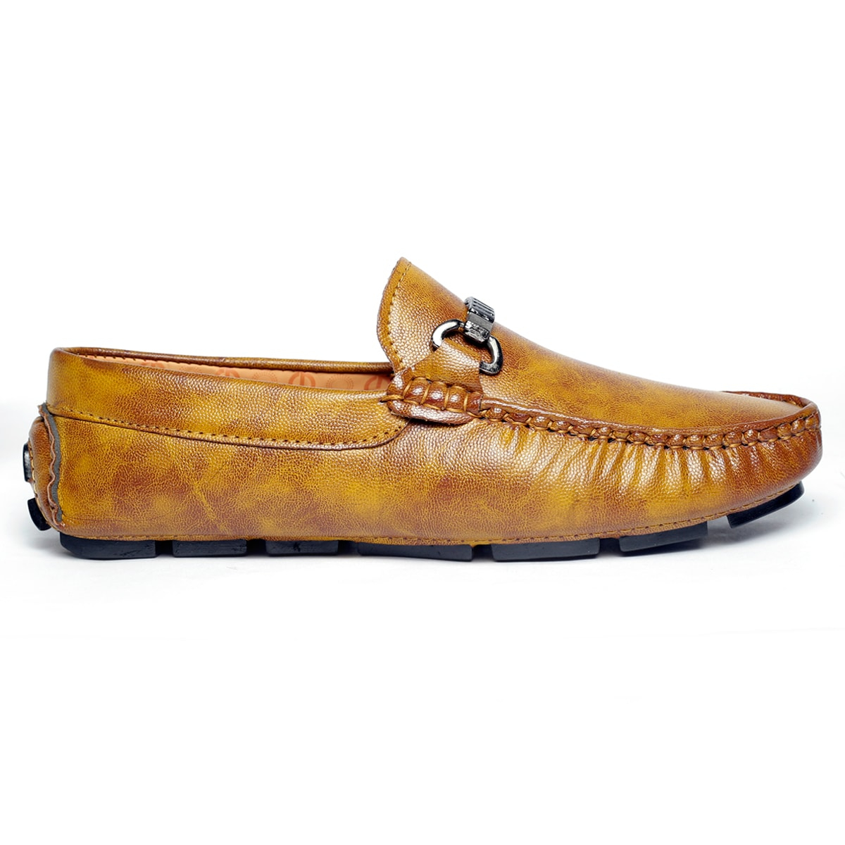 JK PORT COMFORTABLE, FASHIONABLE AND TRENDY LOAFERS JKPLF052TAN (TAN,6-10,8 PAIR)