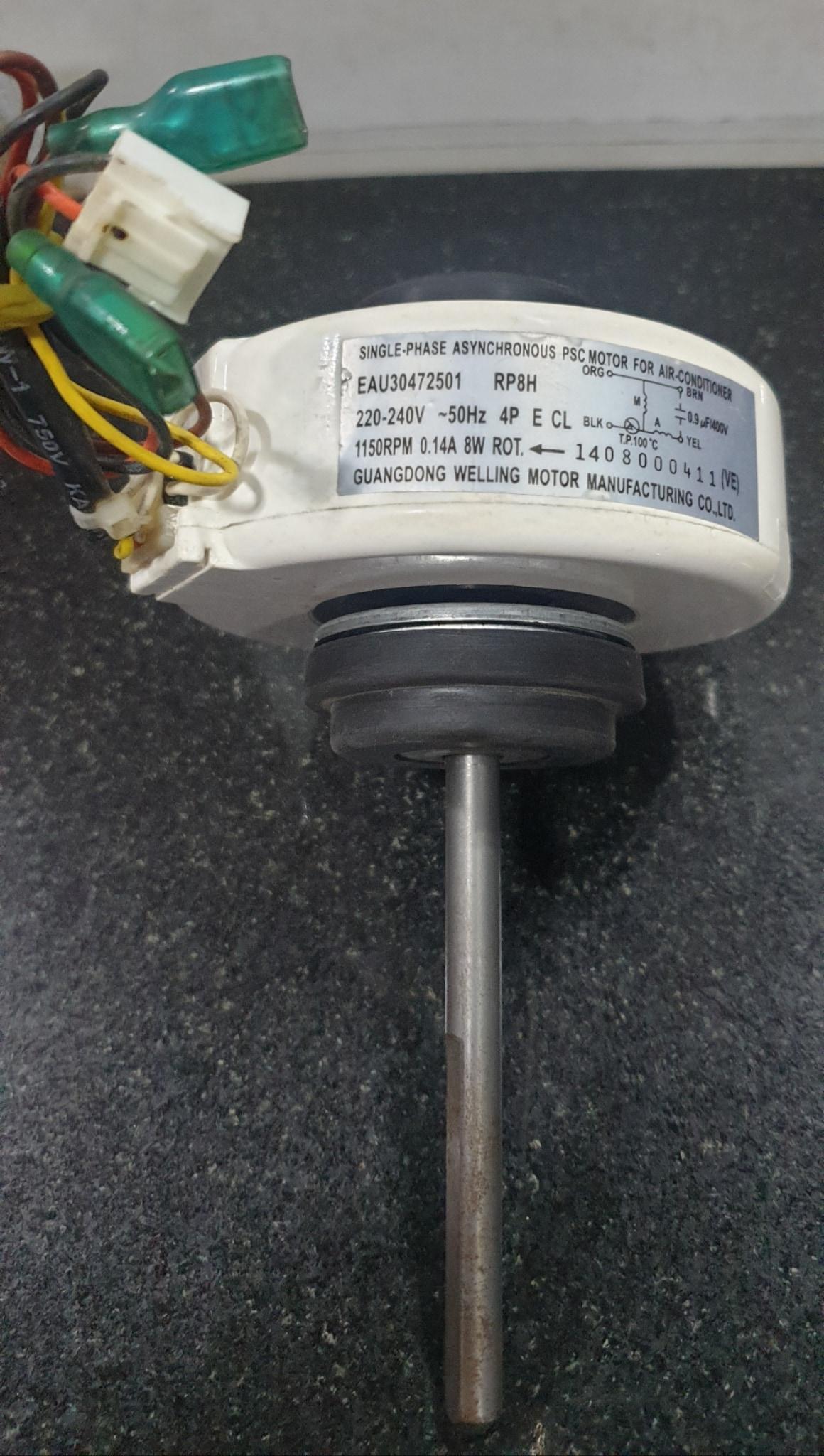 INDOOR MOTOR (LG)(EAU30472501)