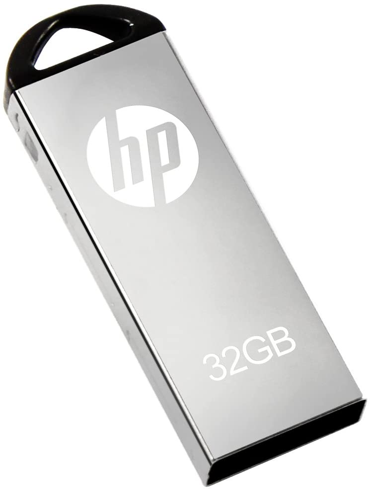 HP V220W 32 GB USB2.0 Pen Drive