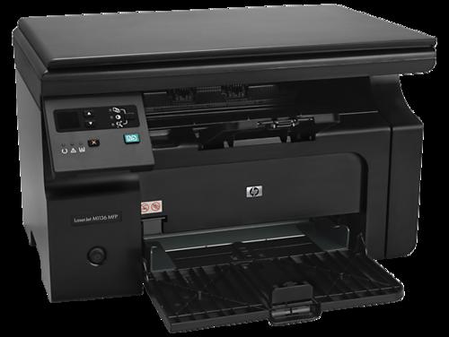 HP M1136 Laserjet  Multifunction Printer