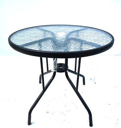 Tea Table - Glass Top