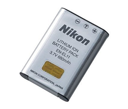 Nikon Rechargeable Li-ion Battery [EN-EL11]