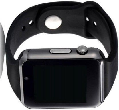 Original A1 Android Bluetooth Smart Watch Sim Supported Memory Card Social Notification Call's, SMS (Black)