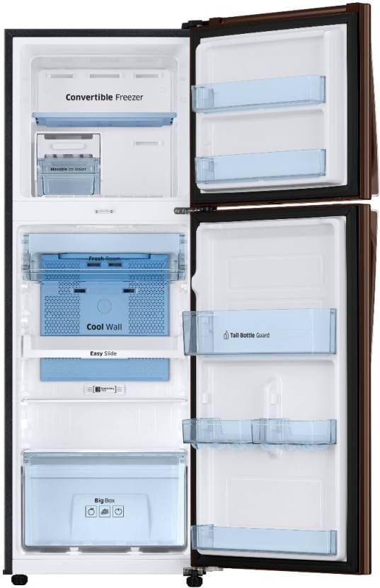 Samsung RT28M3983D3/HL Frost Free Double Door Refrigerator