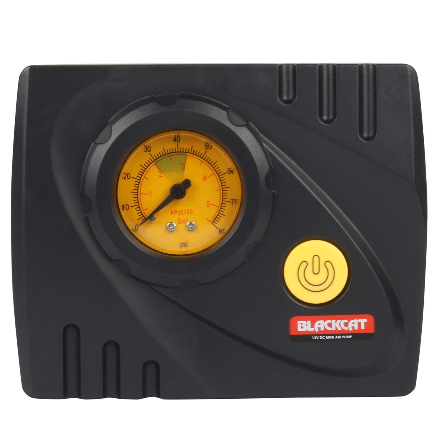 BLACKCAT TYRE INFLATOR WITH ANALOG DISPLAY LILIPUT