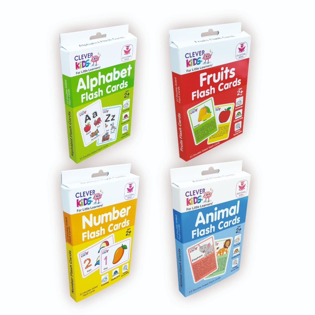 Fruits Flash Cards 7003