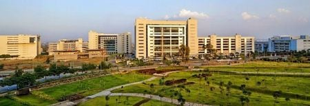 10,000 Sft To 5,50,000 Sft SEZ And Non-SEZ Space For Long Lease In PUNE's Finest IT Business Parks.