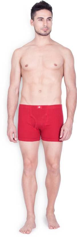 ONN Regular Red Trunk (M,Red)