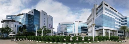 10,000 Sft To 4,50,000 Sft Fully Developed Office Park For Long Lease In Bangalore