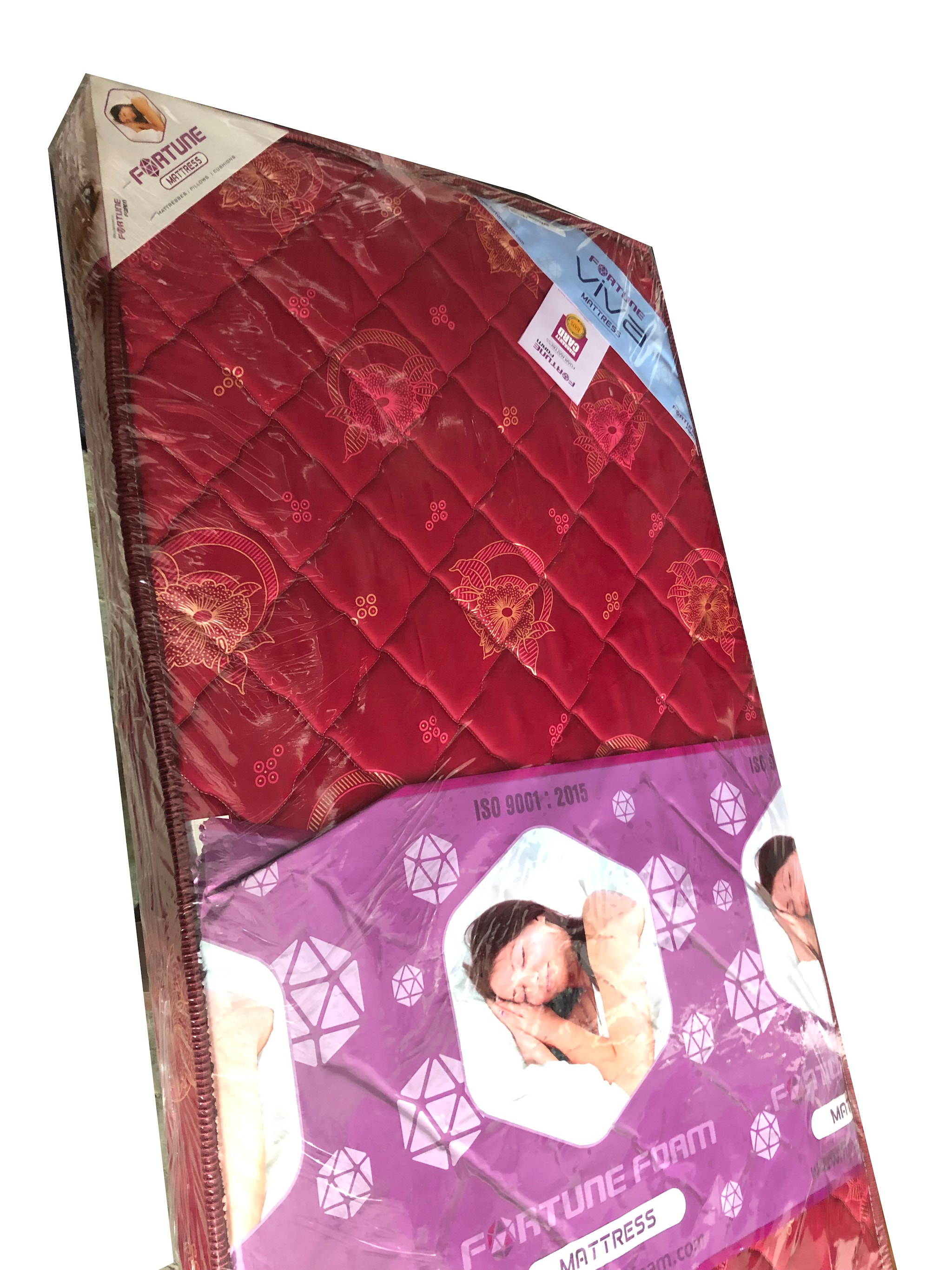 Fortune Viva Mattress 72X30X4 Inch 100 Qty