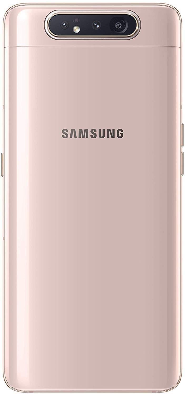 Samsung Galaxy A80 (RAM 8 GB, 128 GB, Angel Gold)