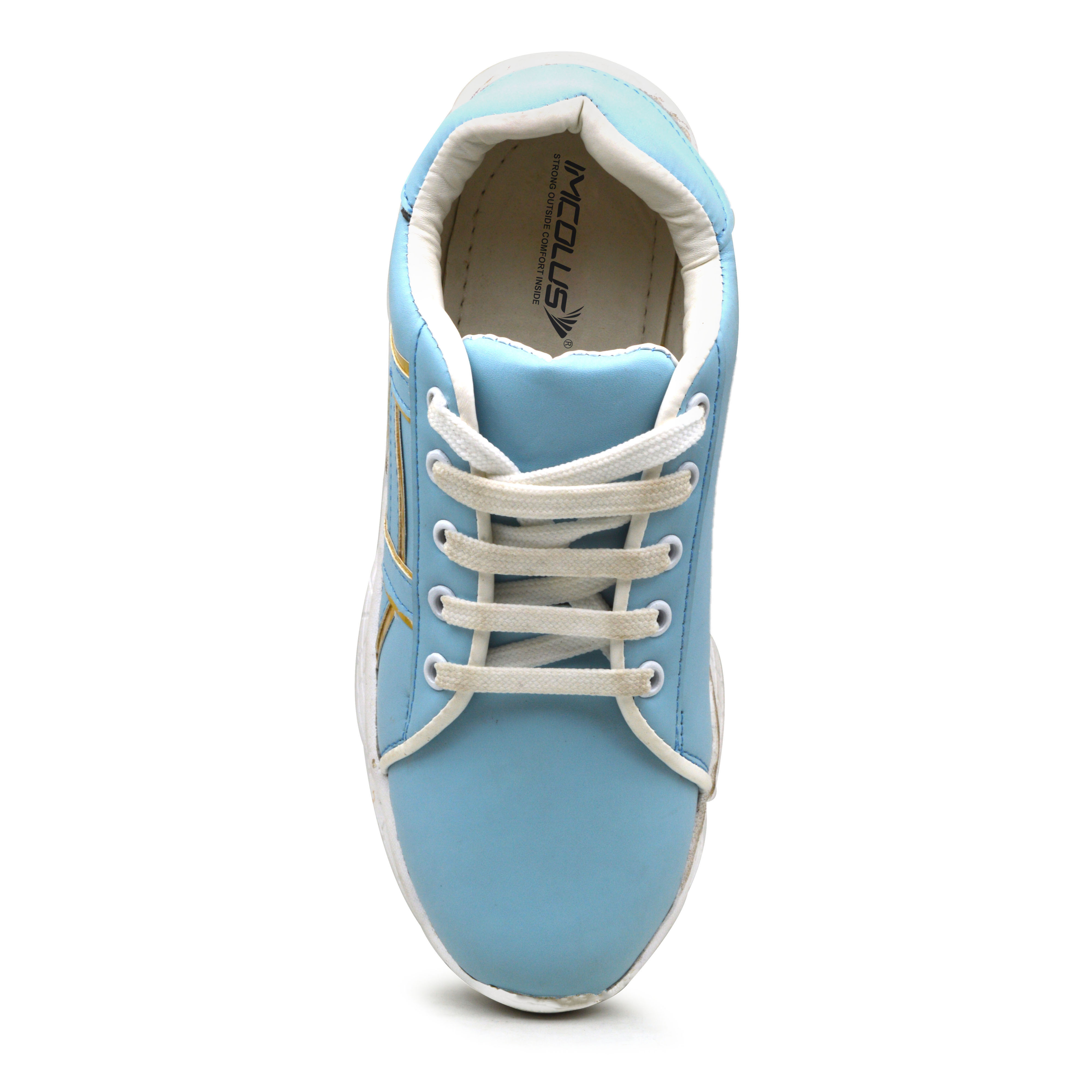 IMC439.739_SK RUNNING & COMFORTABLE GIRL'S SPORT SHOES IMC439.739_SK (SKY BLUE, 36TO41, 6 PAIRS)
