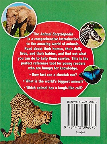 Animal Encyclopedia Pockt Book S40807