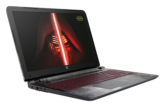 HP Star Wars Special Edition Notebook 15 An003tx [T0Z03PA]