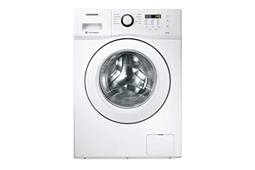 Samsung WF600B0BTWQ Fully Automatic Front Load Washing Machine (6 Kg, White)