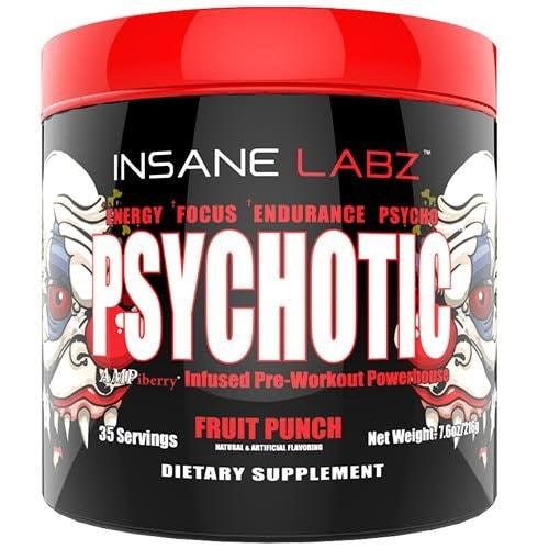 Psychotic(Fruit Punch)