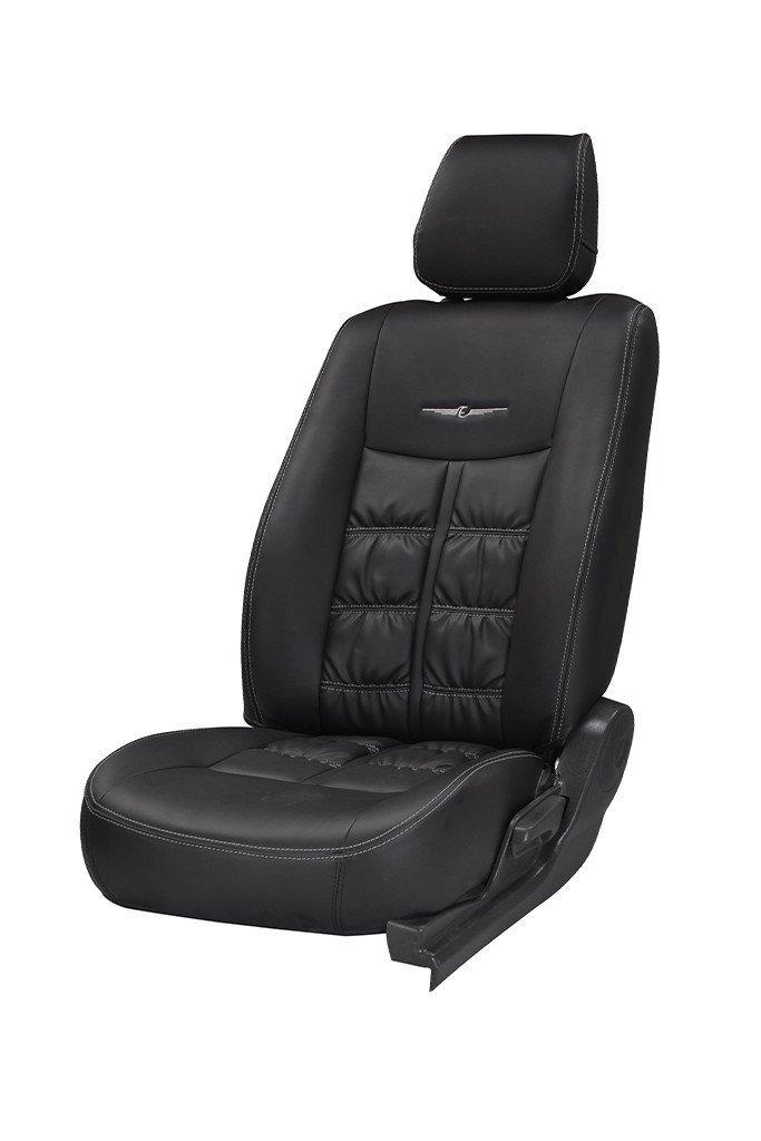 Elegant Art Leather Seat Cover XL6 PREMIUM NAPPA GRANDE BLK