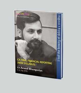 Video Lecture For CA Final Financial Reporting By CA Anand Bhangariya (New Syllabus) For May 2020 & Onwards