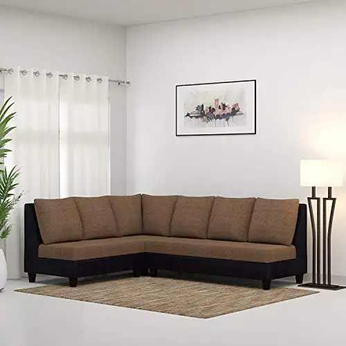 Box Corner Sofa Set
