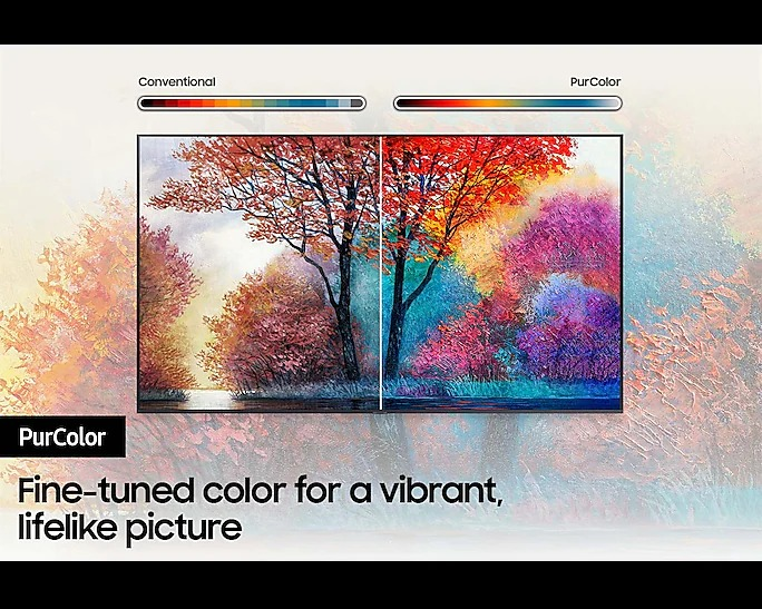 "SAMSUNG UA43AUE60AKLXL 108cm (43"") AUE60 Crystal 4K UHD Smart TV"