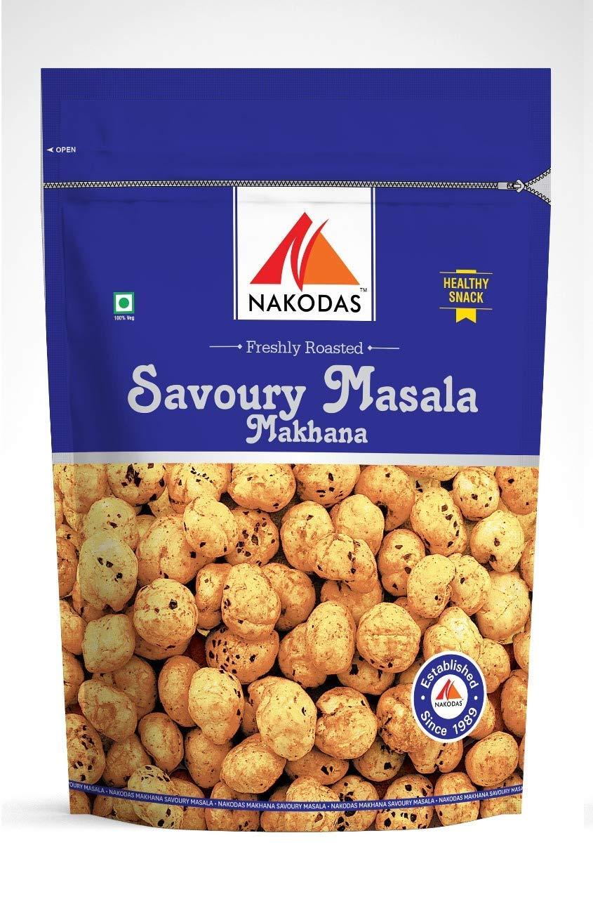 Nakodas Savoury Masala Makhana 75 Gm