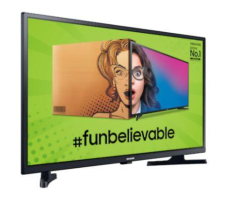 Samsung 80 Cm (32 Inches) Series 4 HD Ready LED Smart TV ( 32T4050 / UA32T4050ARXXL )