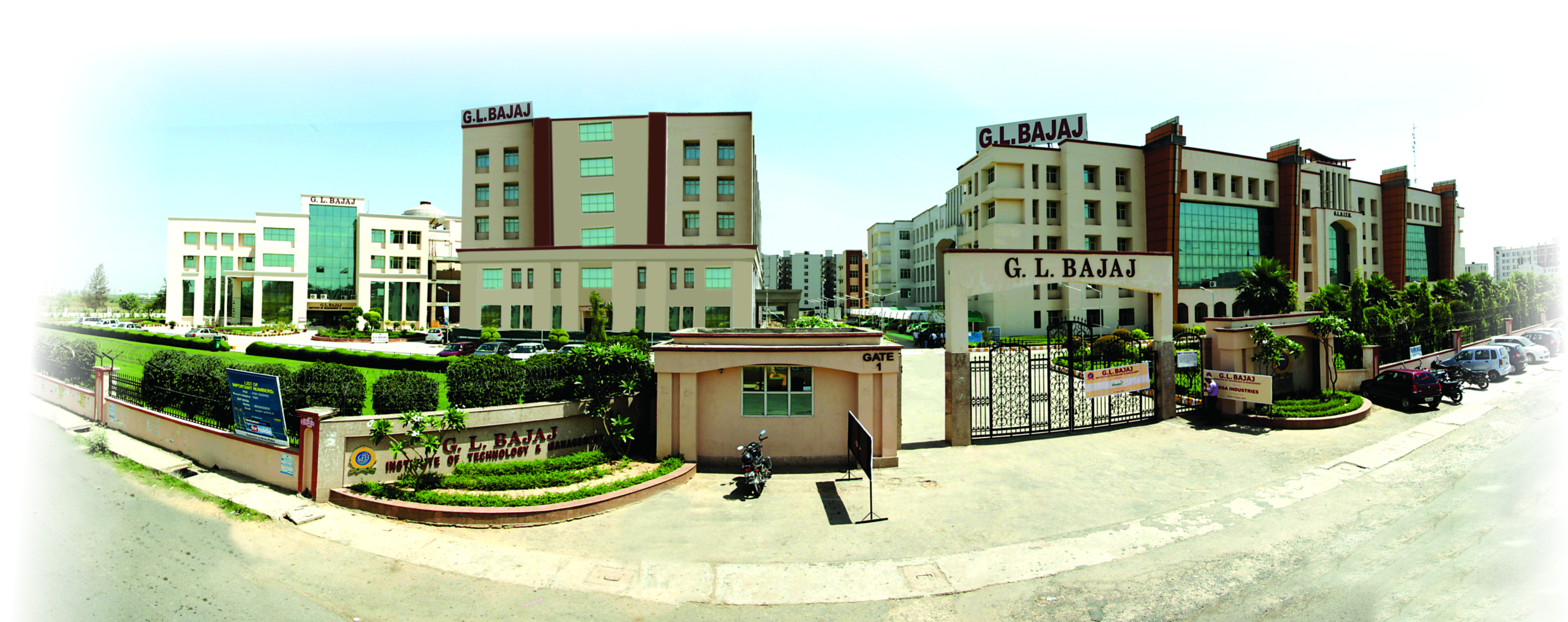 G.L. Bajaj Institute Of Technology And Management, Noida