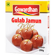 GOWARDHAN GULABJAMUN MIX - 200 G