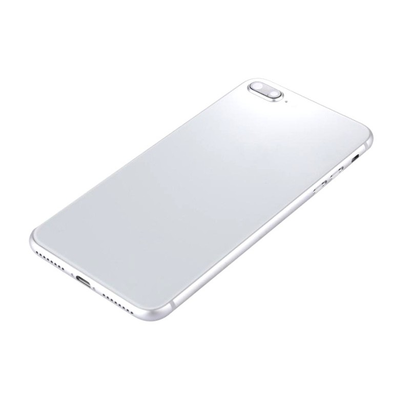 Apple IPhone 8 Plus Compatible Full Body Replacement Housing - Silver