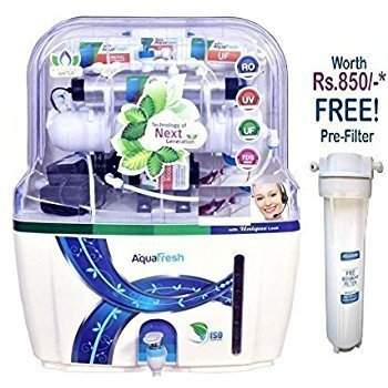 Aquafresh RO + UV + UF + TDS 12 Stages Water Purifier