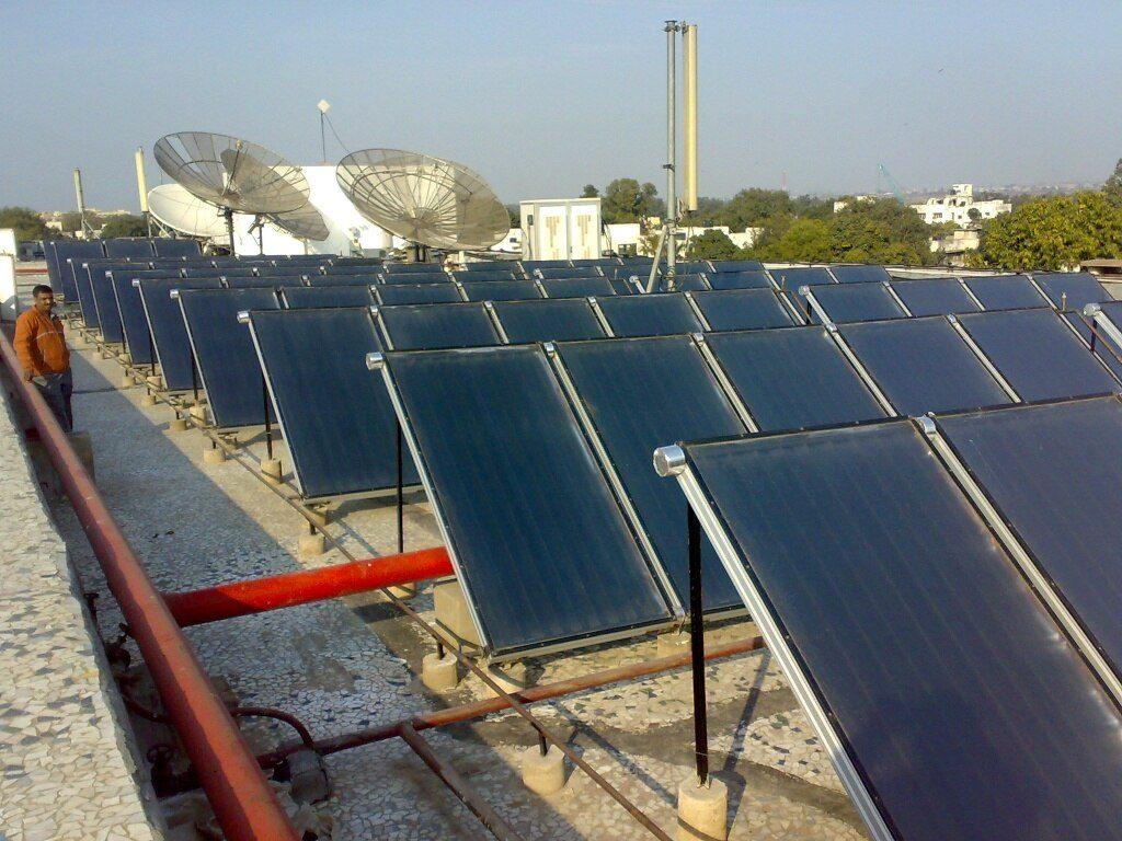 Solar Heater Solar HTC Systems