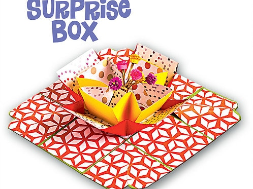 Toykraftt Pop-up Box Card 39760