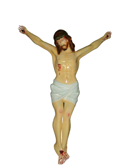 Crucifix Details Base