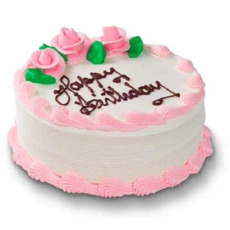 Strawberry Cake - FFCA00SB (Standard (15:00,18:00),Make it eggless,1.0 Kg)