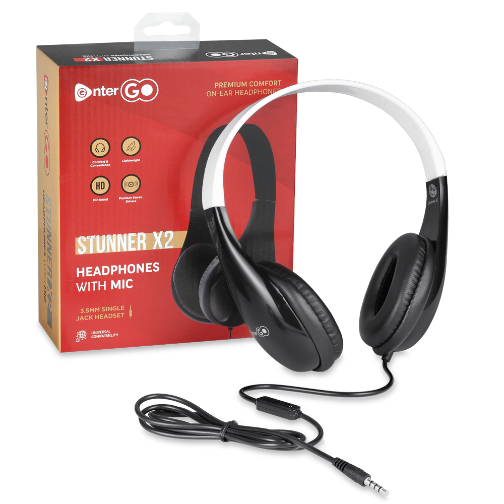 Enter Stunner Headphone X2