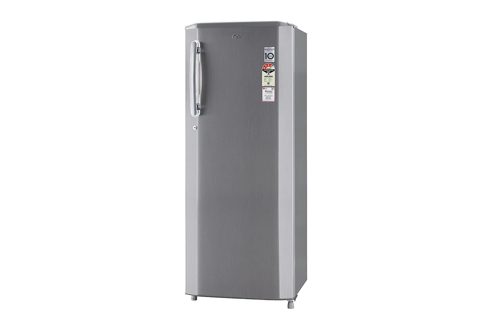 LG (GL-B281BPZY) 270 L, Smart Inverter Compressor