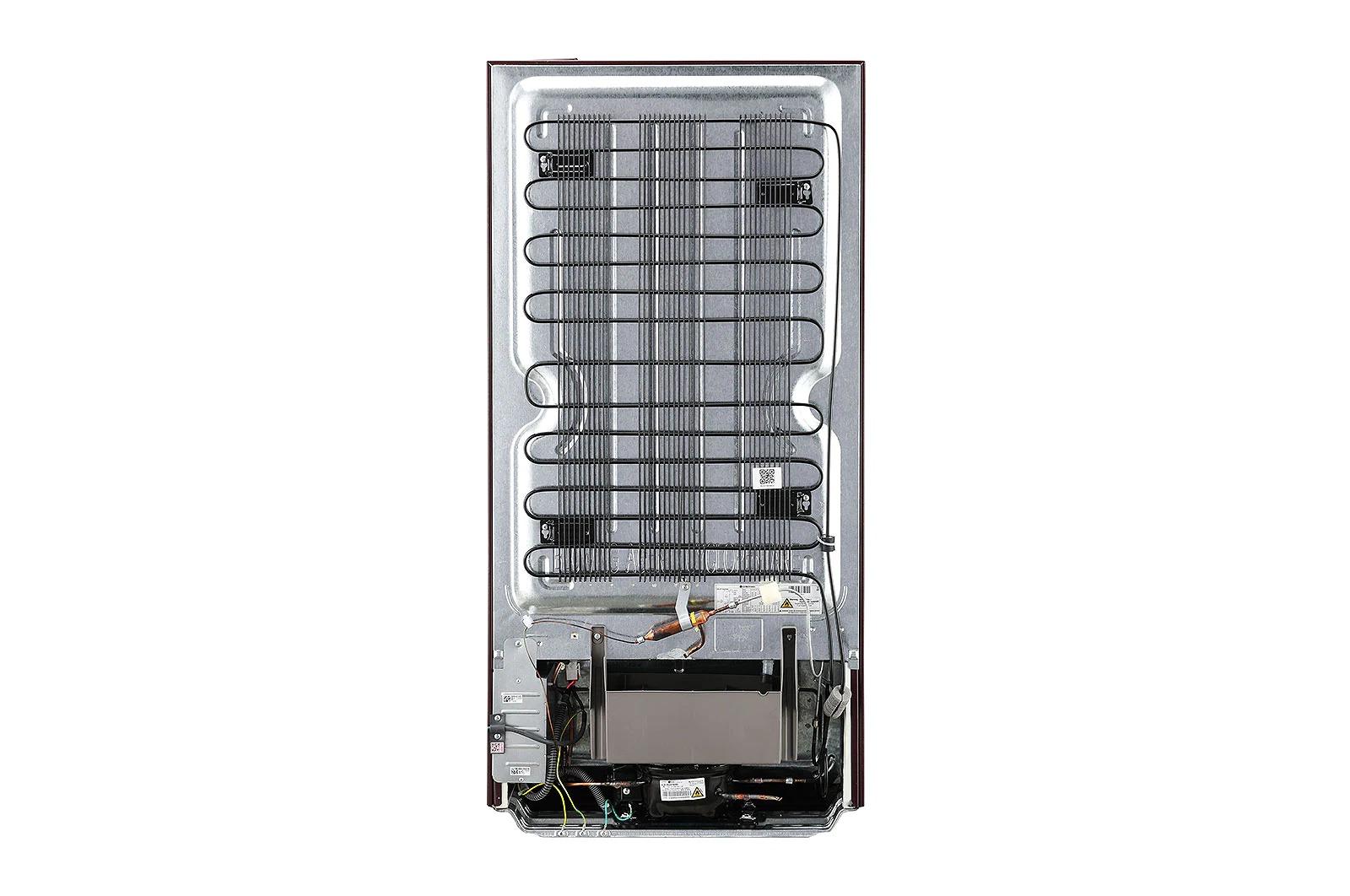 LG (GL-B191KSPX) 188 L, Smart Inverter Compressor