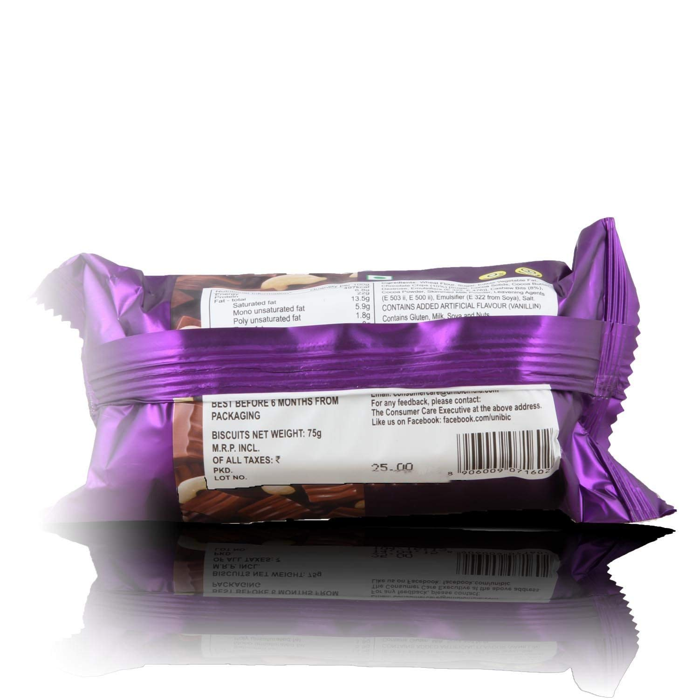 UNIBIC Choco Nut Cookies 75 Gm