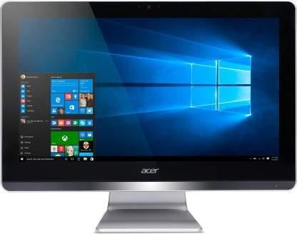 Acer - (Pentium Quad Core/4 GB DDR3/1 TB/Windows 10 Home)(Black, 379.9 Mm X 497.8 Mm X 34 Mm, 19.5 Inch Screen)