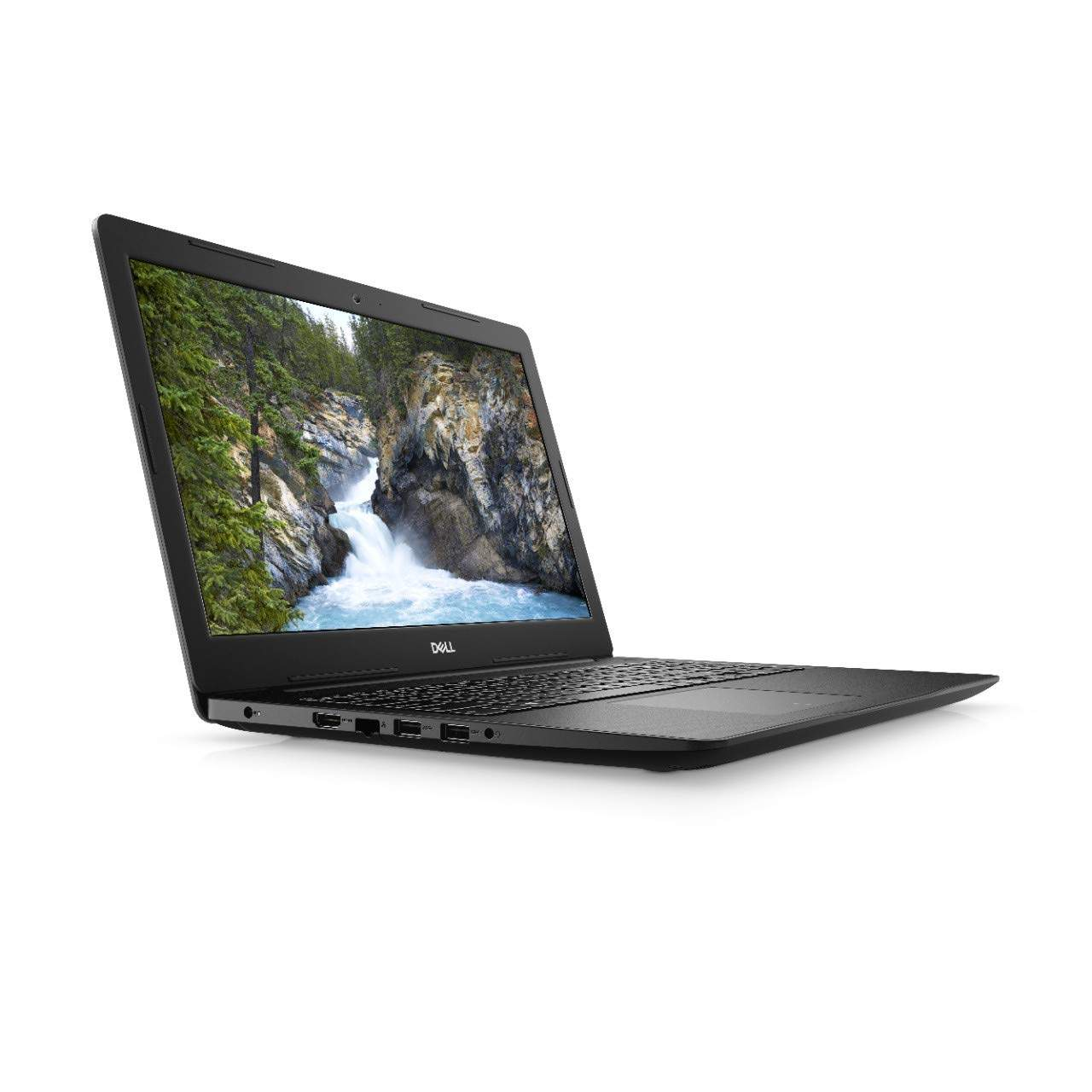 Dell Vostro 3590 15.6- FHD Laptop (10th Gen Core I3-10110U/4GB/1TB HDD/Windows 10 + MS Office/Intel HD Graphics) Black [B089QQ55HC]